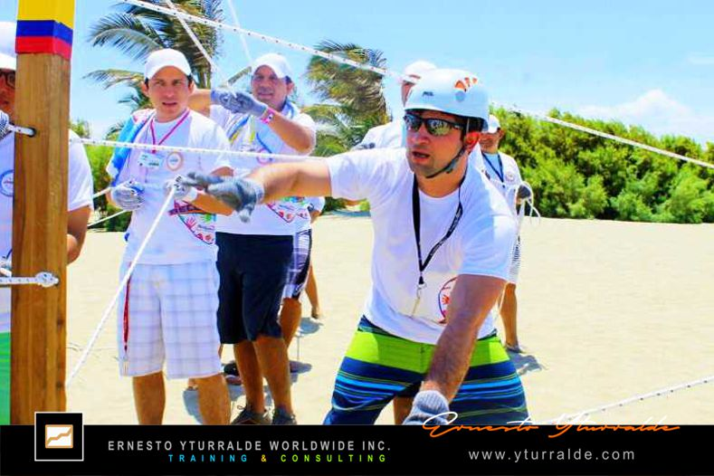 Ecuador Team Building & Outdoor Training | Ernesto Yturralde Worldwide Inc.